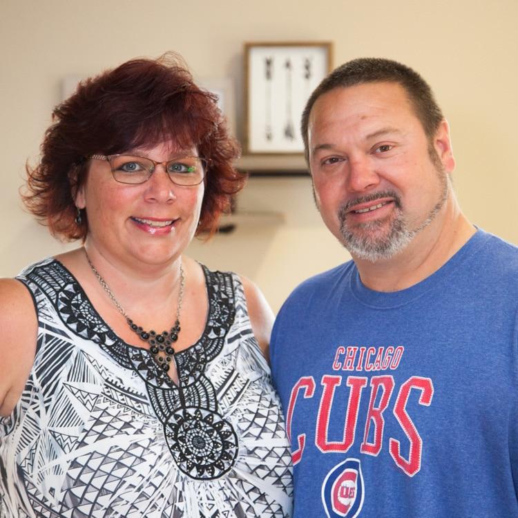 Ed and Jen Caper